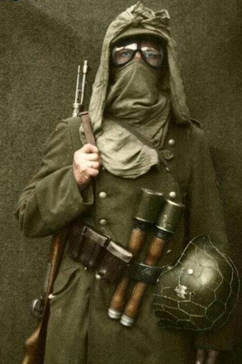 Óculos Alemão ww2 Afrika Korps Unidade