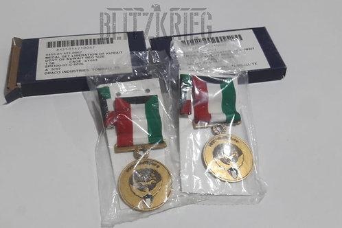 Medalha da Liberação do Kuwait