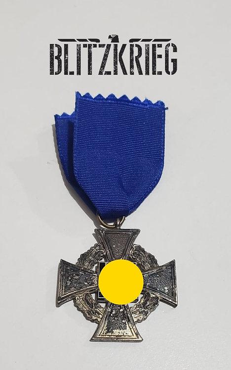 Medalha do partido de 25 anos de serviço