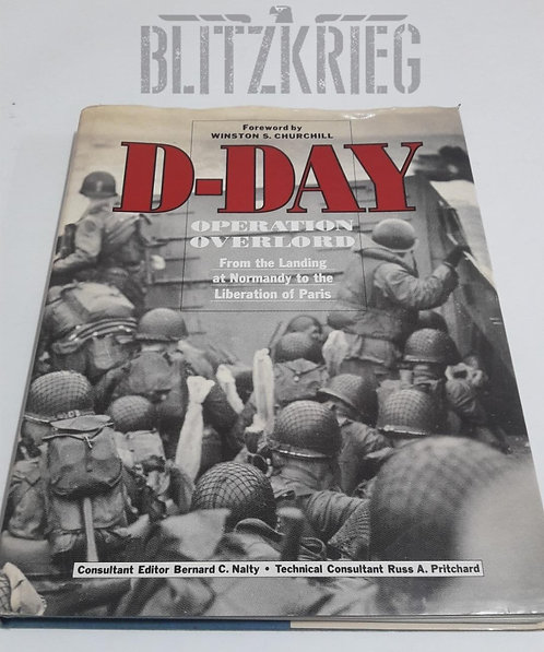 Livro D-DAY Operation Overlord