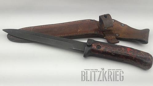 Baioneta Checoslováquia VZ 58
