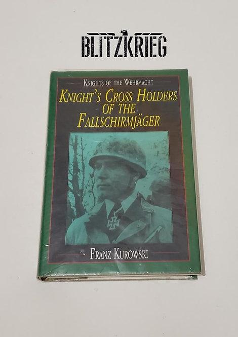 Knight's Cross Holders Of The Fallschirmjager