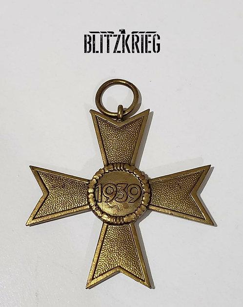 Medalha Cruz de mérito de guerra de II classe sem espadas