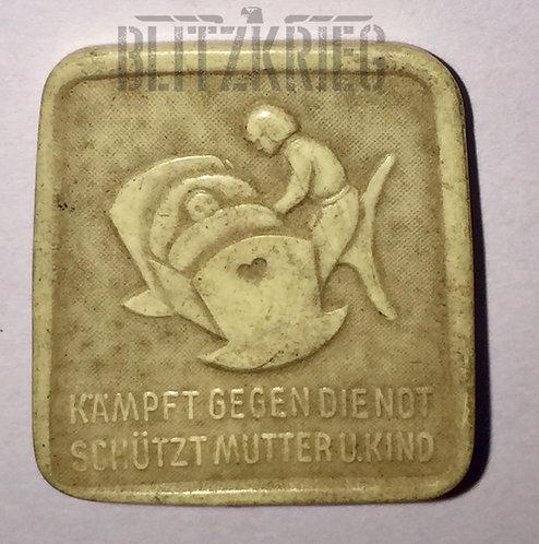 Broche da mãe alemã III Reich