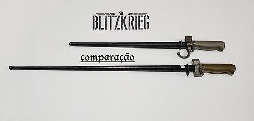 Baioneta Francesa 1886/93/16/35 lebel mod. curto