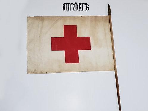 Bandeira Cruz Vermelha Alemã ww2