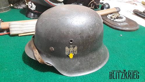 Capacete Alemão m42 Wehrmacht