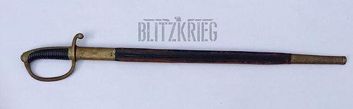Sabre Alemão Modelo 1850
