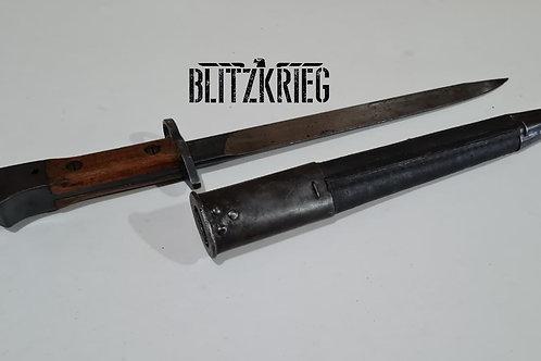Baioneta Inglesa Pattern 1907 Ww1 Ww2