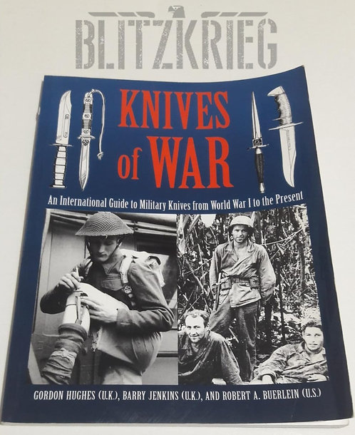 Livro  Knives of War