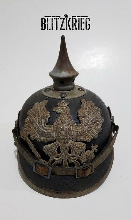Pickelhaube Prussiano ww1