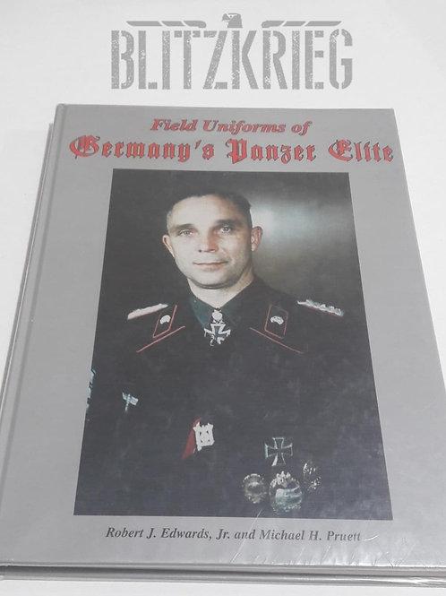 Livro Field Uniforms of Germany's Panzer Elite