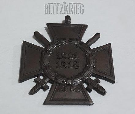 Medalha Cruz de Hindenburg com Espadas
