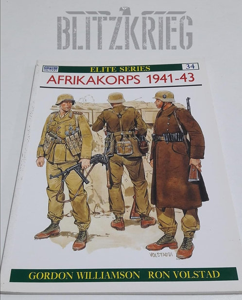 Livro Afrika Korps