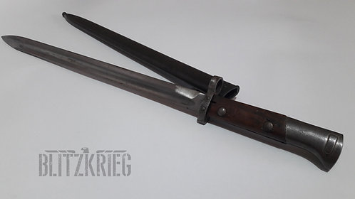 Baioneta Checoslováquia VZ 23 Longa