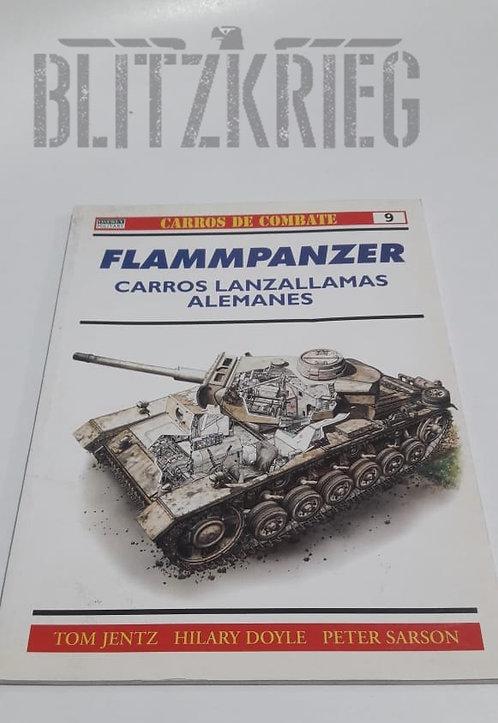 Livro Flammpanzer ww2