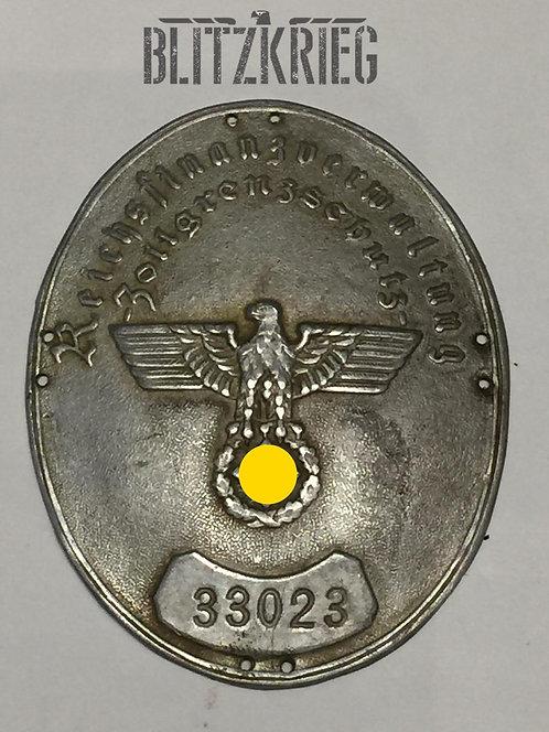Escudo Alemão polícia ww2
