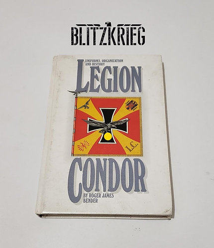 Livro Legion Condor