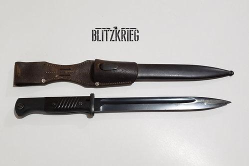 Baioneta Alemã K98 E.uf.horster 39 Ww2