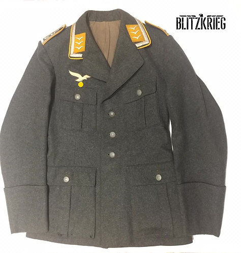 Túnica Luftwaffe suboficial ww2