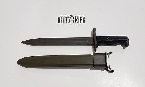 Baioneta garand m1 ww2