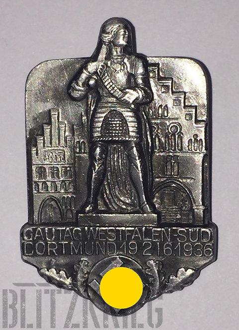 Tinnie Gautag Westfalen Sud 1936