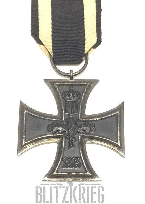 Medalha Cruz de ferro de II classe ww1