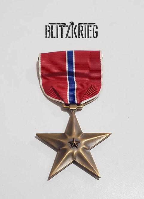 Medalha Americana Bronze Star