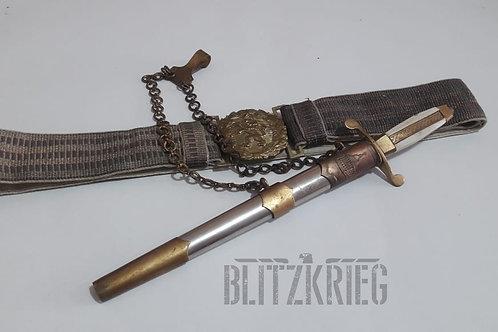 Adaga Oficial Búlgaro Exército