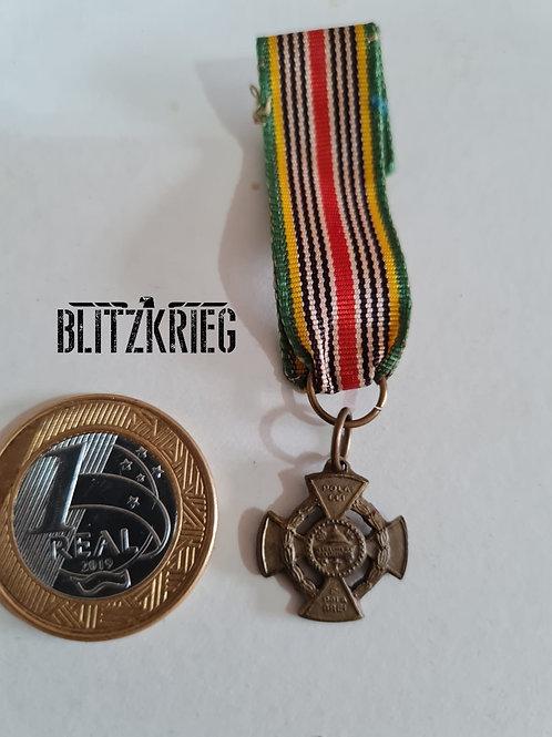 Miniatura Medalha Da Constituição Revolução De 1932