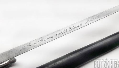 Baioneta Francesa 1878