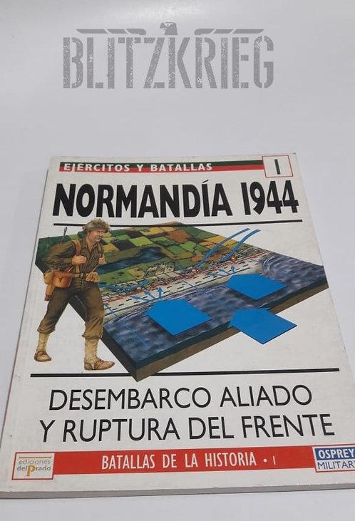 Livro Normandia 1944
