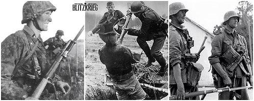 Baioneta Alemã K98 Cvl 41 Ww2