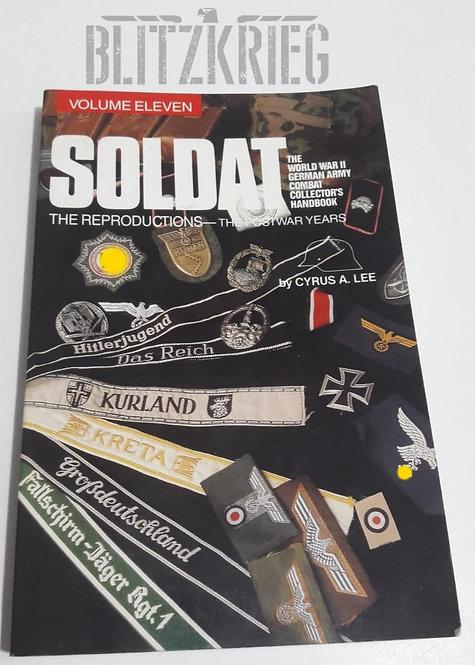 Livro Soldat vol11