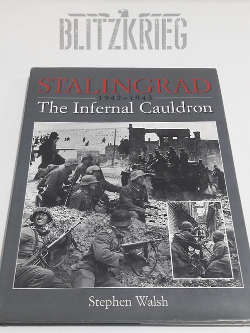 Livro STALINGRAD The Infernal Cauldron