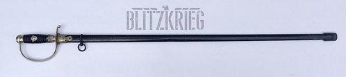 Espada da Polícia Alemã de NCO ww2