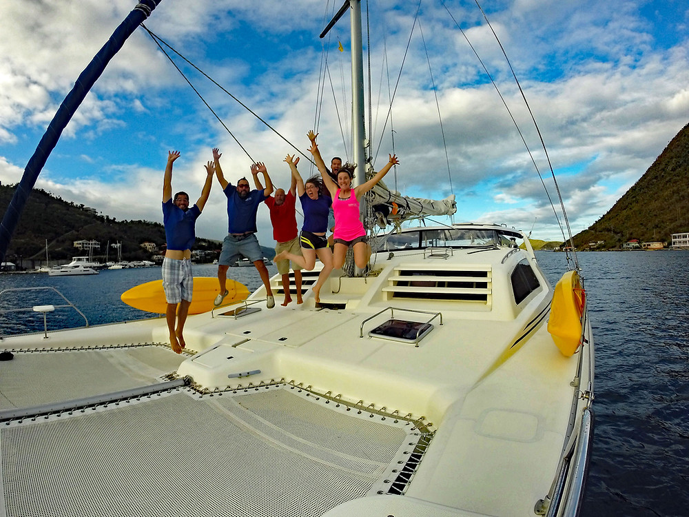 We're Going Back to the Virgin Islands!