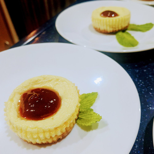 Guavaberry Cheesecake