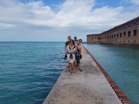 Dry Tortugas Christmas Adventure