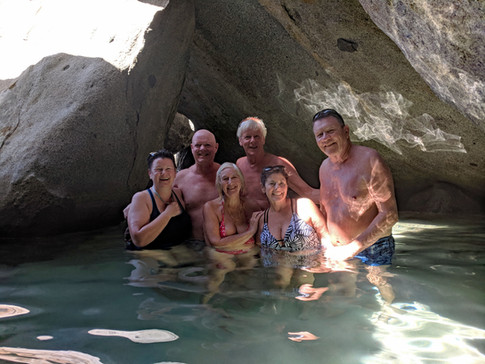 The Baths, Virgin Gorda