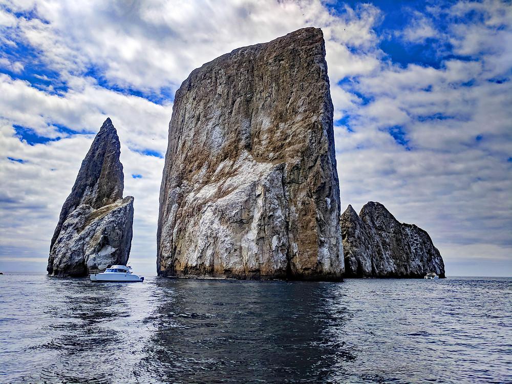 Kicker Rock Galapagos Islands