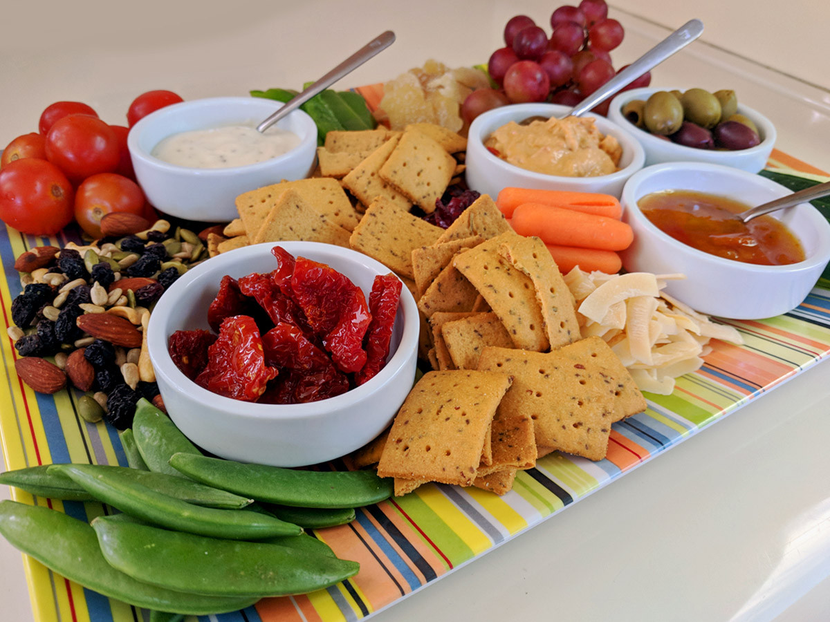 Loaded Snack Tray