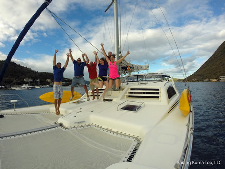 A Caribbean Bound Sailing Adventure