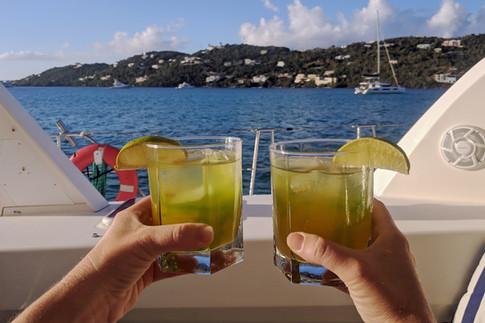 Captain's Cocktails