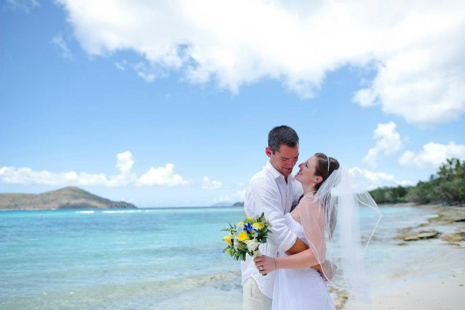 Wedding in St. Thomas, USVI