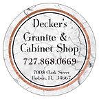 Decker's Granite & Cabinet Shop