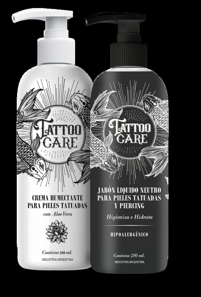 Tu piel tatuada necesita una hidratación superior.