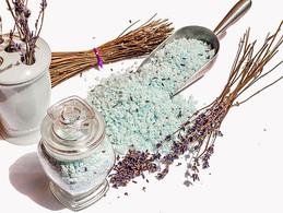 Bath Salts for Muscle Relax