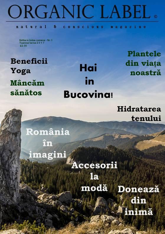 Organic Label editia limba romana