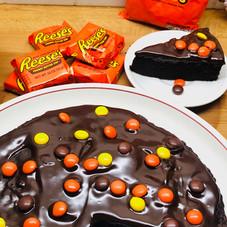 Magische chocoladecake (met Reese's)